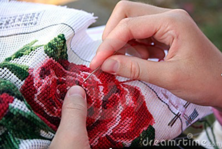 Top 10 Reasons to Needlepoint